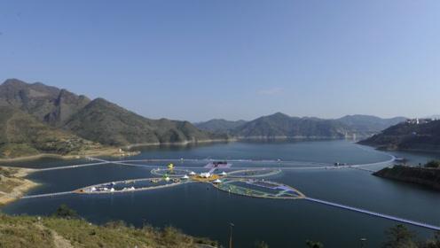 贵州惊艳世界的最长水上栈道,长度达5127米,打破吉尼斯世界纪录