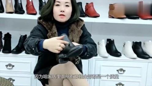 秋冬最流行穿小短靴:特别的设计,让你踏出时尚美感