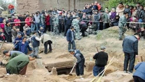 潘仁美墓葬被发现,墓内记载颠覆历史,专家:后人被骗千年!