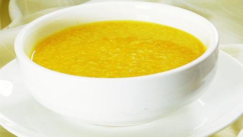 煮小米粥总不好喝,学会这个小技巧,又香又粘稠,超好喝