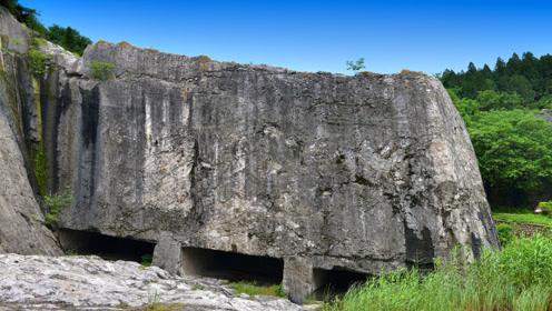 世界最大石碑高78米重3.1万吨 但却是个烂尾工程