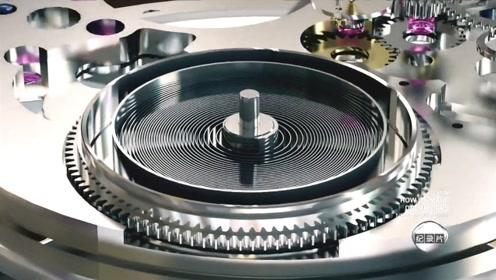 机械表里竟然用宝石来减少摩擦?组装和检测需要精密到什么程度呢?