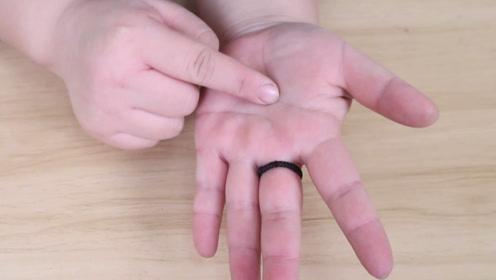 每天坚持3个手部动作,记忆力越来越好,方法简单实用,快提醒家人