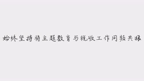 天津市东丽区税务局:践行初心担使命 减税降费解难题