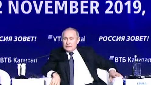 美国内战对俄罗斯的指控被搁置了,普京很高兴:终于没扯上我们了