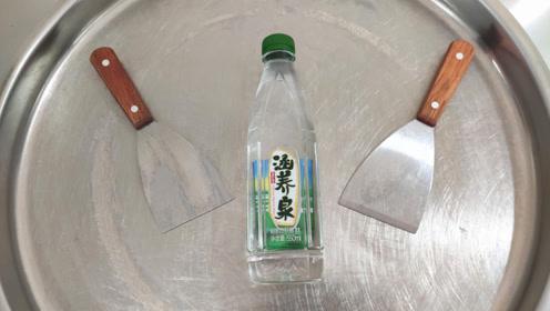 炒冰淇淋:你知道涵养泉和普通矿泉水的区别吗?结冰更快!