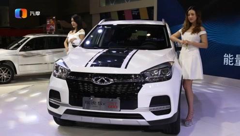奇瑞瑞虎5X HERO 1.5T高能版重庆地区上市