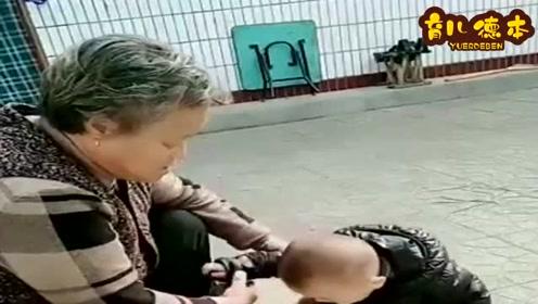 把儿子送乡下老家第二天,姑姑发来一段视频,老娘的脸都丢尽了!