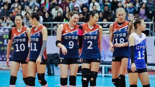 女排联赛第一阶段收官战,辽宁3:0四川比赛综述