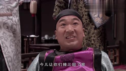纪晓岚跟和珅真是一对活宝,叽叽喳喳吵个不停,皇上怎么忍受的呢