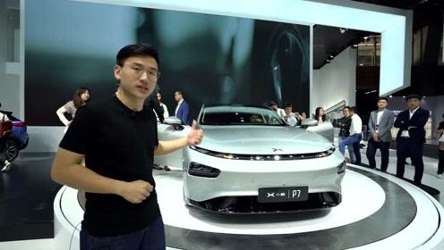 嗨EV——新势力车企的第一台B级车长这样。