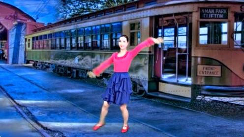 广场舞《特别的爱给特别的你》歌经典舞优美,送给你