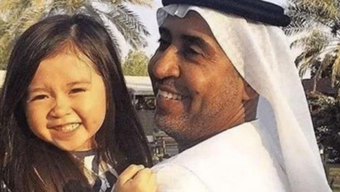 """因""""太漂亮""""被迪拜富豪收养,5岁进豪门,如今她过得怎么样?"""