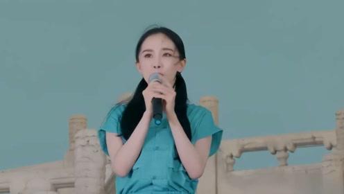 为避免赵丽颖吃醋,杨幂节目上这样称呼冯绍峰,情商太高了!