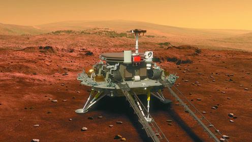 中国火星探测任务公开亮相,快来看看中国的火星探测器长什么样子啊