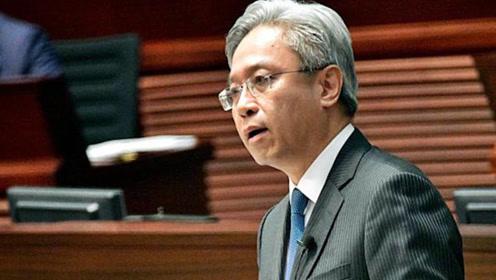 香港43名公务员涉非法集结被查 罗智光重申:绝不姑息!