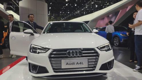 2019广州车展:全新奥迪A4L视频实拍