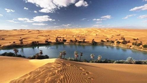 """专家在沙漠下发现巨型""""海洋"""",面积是五大湖10倍,直接就能饮用"""