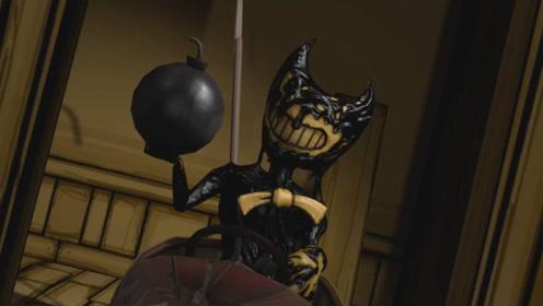 班迪与油印机自制:当各种角色客串,黑化班迪才是主角!