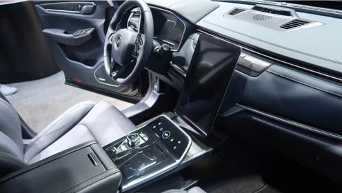 比特斯拉实在!新车长4802mm,续航500km,售价23.99万