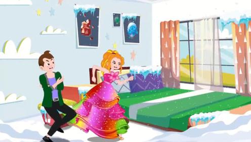 女孩对服务员恶语相对,服务员报复女孩,挑选漏风房间给她!