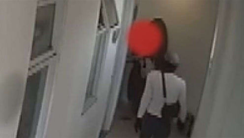 画面曝光!日本女子巴厘岛遇袭:遭锁喉1分钟以上失去意识