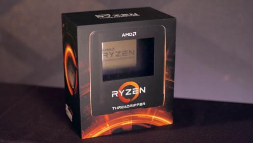 AMD第三代线程撕裂者3960X国行版上架