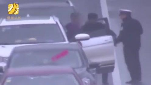 13岁男孩与父亲赌气,偷开家中越野车跑出20公里