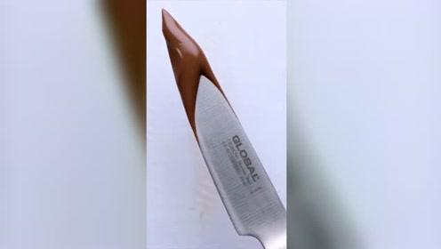 有趣的巧克力装饰品,真是太有才了!
