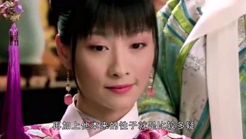 甄嬛传:怪不得每次皇上熟睡后,安陵容都要喊宝鹃,你看她做了啥?