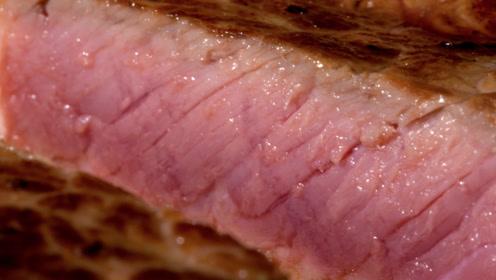 2分钟学会煎牛排,鲜嫩又多汁!
