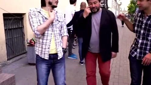 俄罗斯人从中国回去,跟朋友哭诉:千万不要相信中国人的喝一点!
