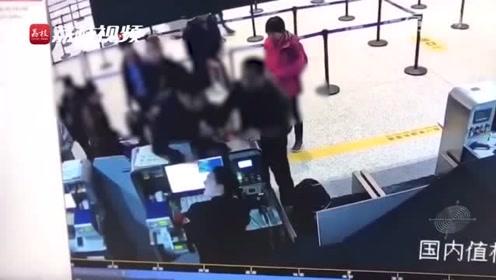 网曝南通一副局长闹机场柜台,官方回应:系通州区商务局副科级干部,已调查
