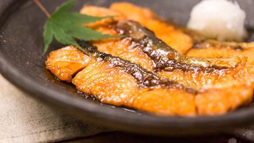照烧三文鱼的经典做法