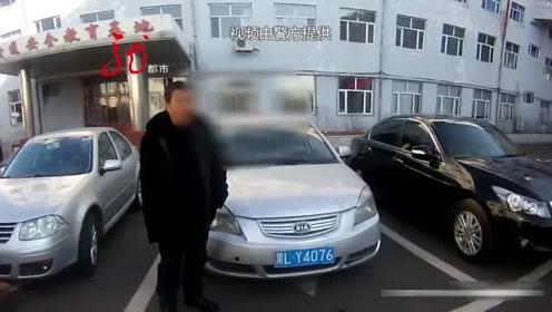 2000块钱买辆车,无路权躲避检查,被抓罚了19000