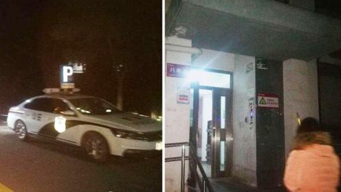 两口子吵架拽断燃气管道,自己跑了,整栋楼居民被疏散 警方:刑拘!