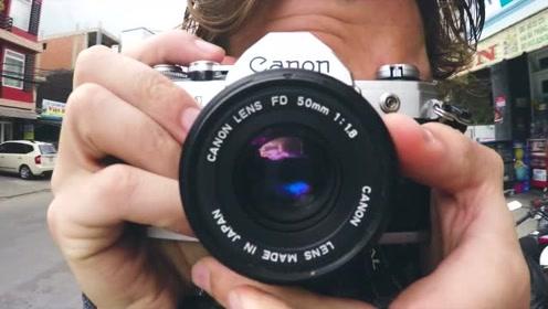 精选视频:胶片×数码,亚洲之旅的影像记忆
