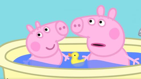 小猪佩奇今天想做一道简单的家常菜就做一道手撕茄子吧 玩具故事