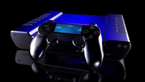 索尼PS5宣传片曝光:这颜值也太亮眼了!
