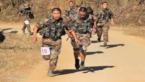"""其他国家军队的""""魔鬼训练"""",能和中国的相提并论么?"""