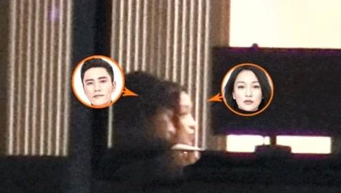 陈坤在工作室组局喝茶,周迅侃侃而谈,带头抽烟尽显女大佬风范