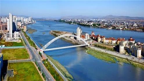 中国最美边境城市,与朝鲜一江之隔,拥有234万人口
