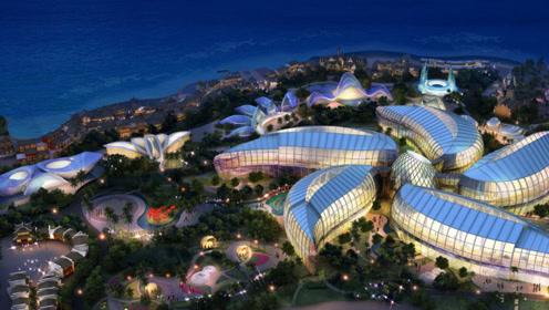 """中国耗资1600亿建造最大""""人工岛"""",面积超过一万亩,了解下"""