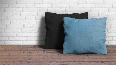 抱枕不要花钱去购买,只需动动小手,时尚好看的抱枕在家就能做
