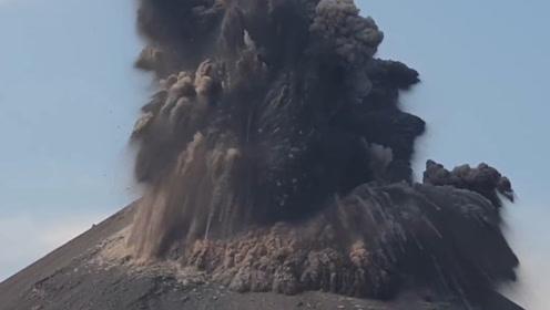 自然界最大的声音,印度火山爆发,次声波绕地球三圈!