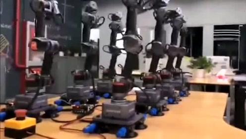 工业机器人之妖娆热舞