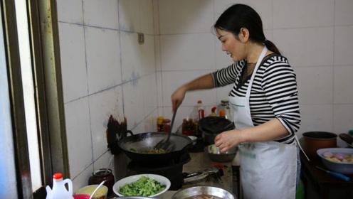 搬下山开农家乐年入超十万,75后农妇用厨艺改变生活
