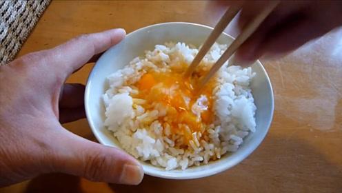 上至80岁老人,下至8、9岁孩童,日本人为什么敢生吃鸡蛋?