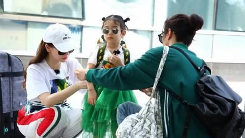 戚薇和李承铉结婚多年,为何不学一句韩语?她的回答太强势