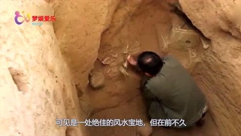 秦始皇陵旁出土一古墓,里面藏着两具外国人,专家检测后大惊失色